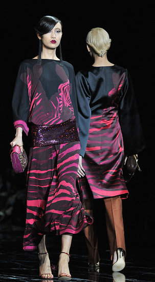 Marc Jacobs Takes Louis Vuitton to New Campy Extremes for Spring 2011