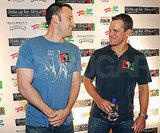 Ben Affleck and Matt Damon shelled out cash for a good cause at the third annual Ante Up For Africa Poker Tournament in 2009.
