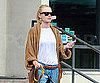 Slide Picture of Kate Bosworth With Dog in LA