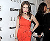 Slide Picture of Anna Kendrick at a Party in LA