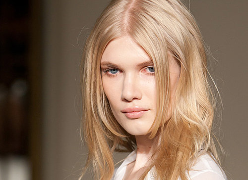 2011 Spring Paris Fashion Week Backstage Beauty Report: Collette Dinnigan