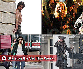 Pictures of Reese Witherspoon, Tom Cruise, Katie Holmes, and More on Set