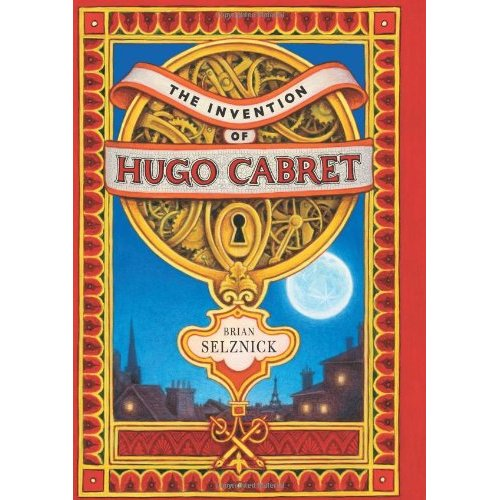 The Invention of Hugo Cabret ($14)