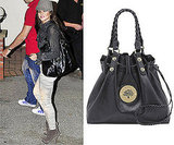 Photos of Cheryl Cole with a Mulberry Daria Tote