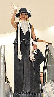 Pictures of Nicole Richie at Holt Renfrew in Calgary, Canada 2010-10-10 09:00:00