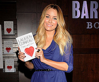 Slide Picture of Lauren Conrad at Book Signing at the Grove