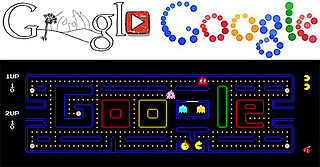 Google Birthday Doodles