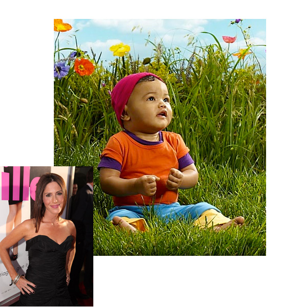 Soleil Moon Frye's The Little Seed