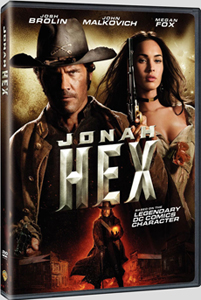 New DVD Releases, Including Jonah Hex, How to Train Your Dragon, and I Am Love