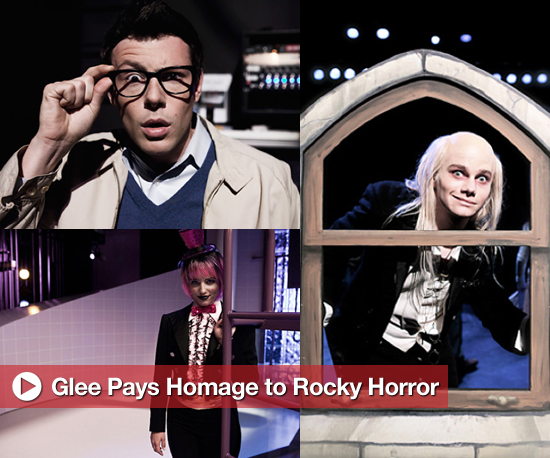 Sneak Peek: Glee Pays Homage to The Rocky Horror Picture Show