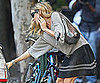 Slide Picture of Sarah Jessica Parker in a Short Skirt