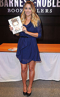 Pictures of Lauren Conrad Signing Copies of Style and Sugar and Spice in LA