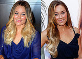 Lauren Conrad Cuts Her Hair