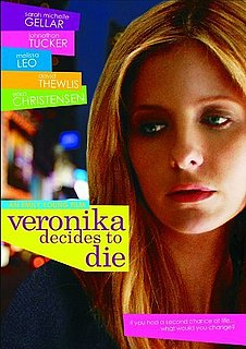 Veronika Decides to Die Trailer Starring Sarah Michelle Gellar