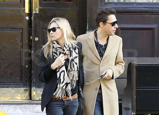 Pictures of Kate Moss and Jamie Hince