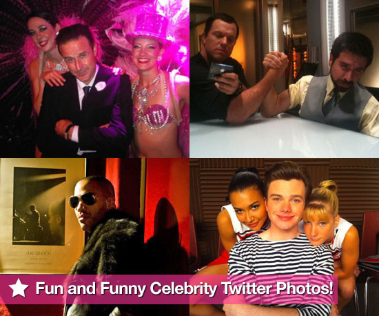 Pictures of Fun and Funny Famous Celebrity Twitter Pictures