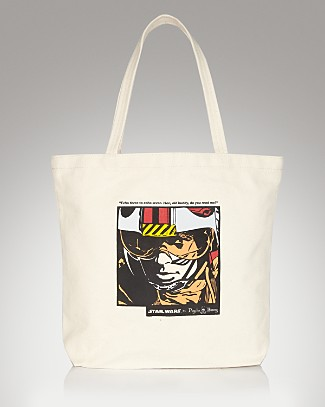 Luke Skywalker Tote ($45) 