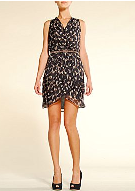 MNG by Mango Print Dress ($78)