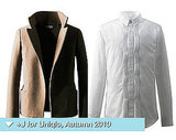Photos of +J for Uniqlo for Autumn Winter 2010