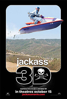 Will You Go See Jackass 3D This Weekend?