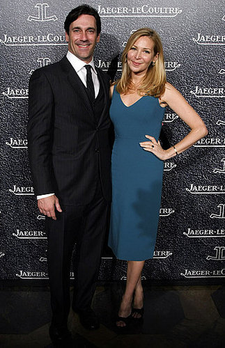 Pictures of Jon Hamm and Jennifer Westfeldt at Watch Event in New York 2010-10-14 14:00:00