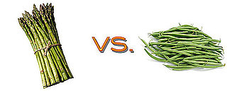 Nutritional Value of Green Beans and Asparagus