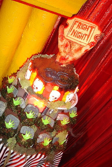 Fright Night Cake