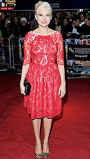 Pictures of Michelle Williams at Blue Valentine Premiere in London
