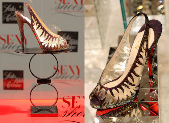 Christian Louboutin's Maralena pumps have been named Sexiest Shoe of the Year — do you agree?