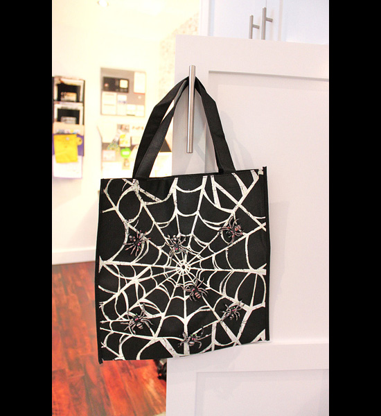 A Bag For Spiderman
