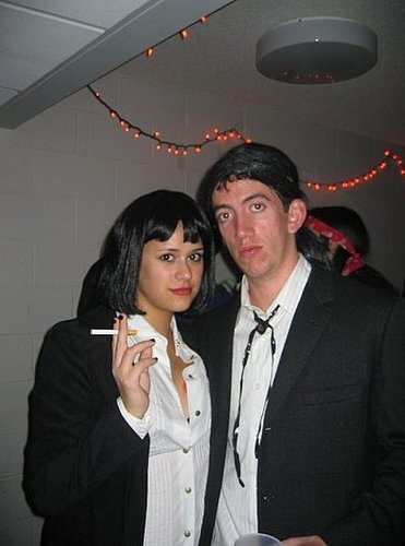 A Pulp Fiction Halloween