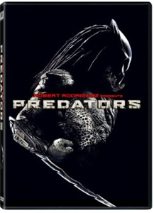 New DVD Releases, Including Predators, Please Give, and Holy Rollers