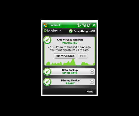 Lookout Mobile Security (Free)