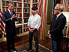 President Obama on Mythbusters For Archimedes Solar Ray