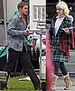 Pictures of Ryan Gosling on the Set of Drive in LA