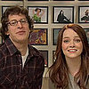 Saturday Night Live Promo Video With Emma Stone and Andy Samberg