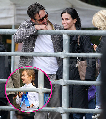 Pictures of Courteney Cox and David Arquette Together Following Their Split