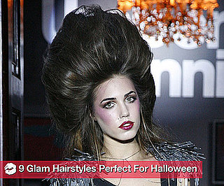 Wild Hairstyles For Halloween Inspired by Umberto Giannini's Runway Show