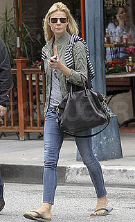 Pictures of Gwyneth Paltrow in LA