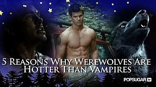 Video of Hot Werewolves From Twilight, True Blood and The Vampire Diaries