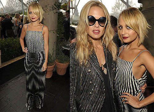 Rachel Zoe and Nicole Richie reunite at a CFDA Vogue Party