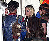 Slide Picture of Nicole Richie at Kate Hudson's Halloween Party