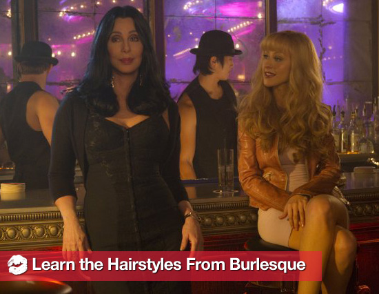Sneak Peek: Learn the Sexiest Hairstyles From Burlesque