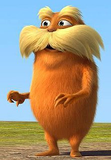 First Photo From Movie Version of Dr. Seuss's The Lorax