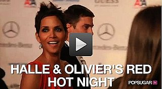 Video of Halle Berry and Olivier Martinez at the 2010 Carousel of Hope Ball