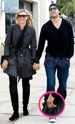 Pictures of Maria Sharapova's Engagement Ring Out With Fiance Sasha Vujacic