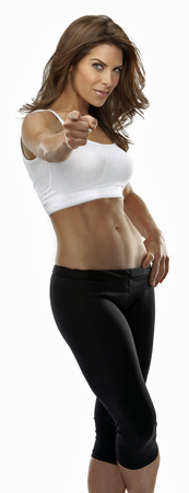 10 Fitness Tips From Jillian Michaels Fitness Ultimatum 2011