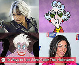 Silver-Haired Halloween Costume Ideas