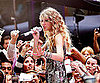 Slide Picture of Taylor Swift Performing on The Today Show