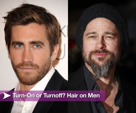 Turn-On or Turnoff? Hair on Men